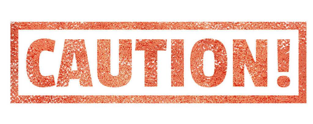 Caution, practice owners! Ahead lies danger.